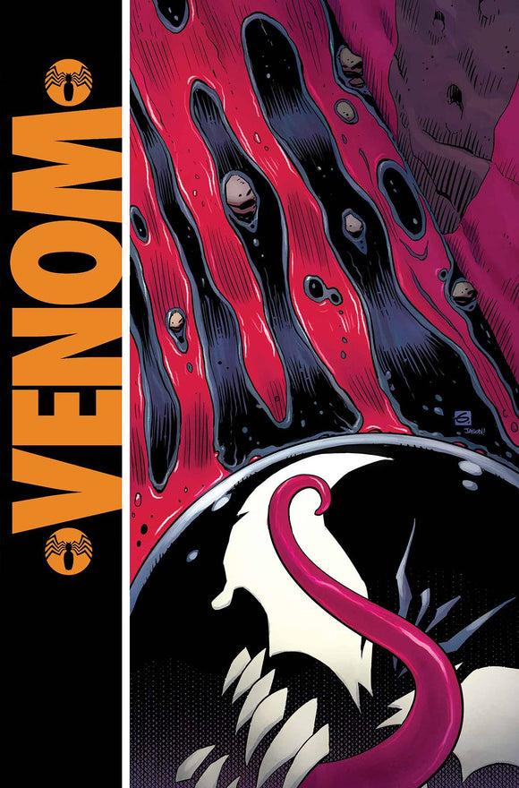 VENOM #11 GIBBONS VARIANT (Watchmen Homage) - Mutant Beaver Comics