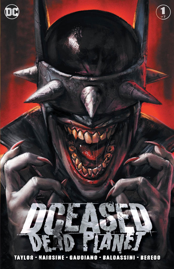 Pre-Order: DCeased DEAD PLANET #1 Ian MacDonald Exclusive! ***Available in TRADE DRESS, MINIMAL TRADE SET, CGC 9.8, and CGC SS*** - Mutant Beaver Comics