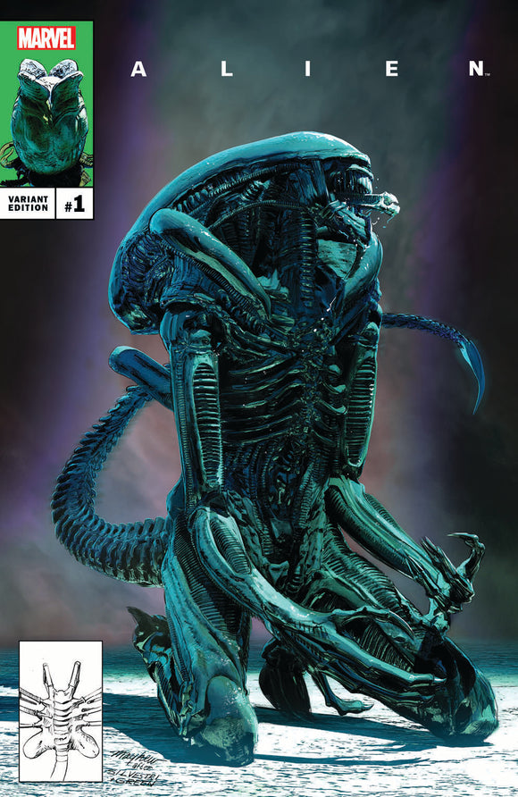 Pre-Order: ALIEN #1 Mike Mayhew (UXM #234 Homage) Exclusive! 04/28/21