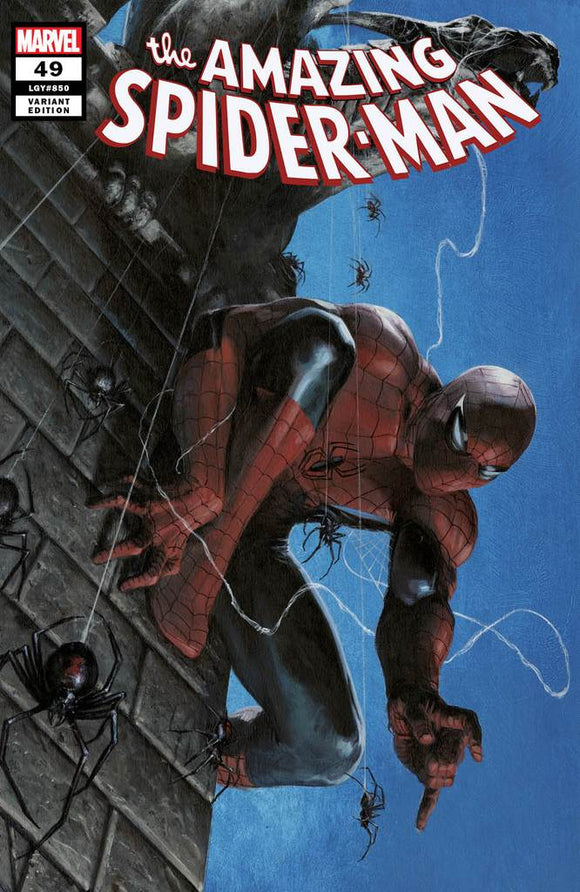 Pre-Order: AMAZING SPIDER MAN #49 (#850 Giant-Sized) DELL 'OTTO EXCLUSIVE (9/30/2020) - Mutant Beaver Comics