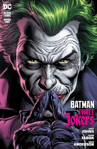 Pre-Order: BATMAN THREE JOKERS Complete 5 Cover Prestige Sets! ***Includes COVER A/B + 3 PREMIUM COVERS per Set*** - Mutant Beaver Comics