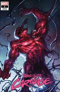 ABSOLUTE CARNAGE #1 Inhyuk Lee CON Exclusive! - Mutant Beaver Comics