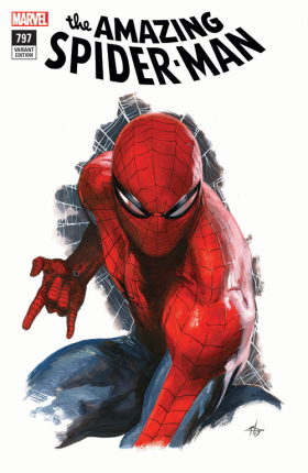 AMAZING SPIDER-MAN #797 Convention Exclusive by Gabriele Dell'Otto!