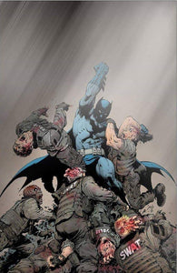 Pre-Order: DCeased #1 GREG CAPULLO FOIL EXCLUSIVE!