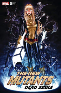 NEW MUTANTS #1 Exclusive from MARK BROOKS - Unsigned