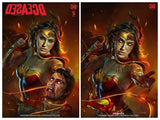 DCeased #2 Shannon Maer EXCLUSIVE!! - Mutant Beaver Comics