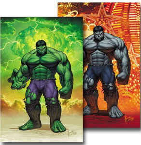 IMMORTAL HULK #20 Dale Keown EXCLUSIVE SET! ***Available in Set, Green Hulk, and Grey Hulk***