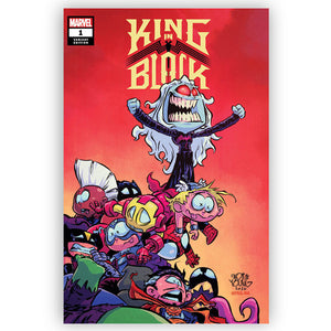 Pre-Order: KING IN BLACK #1 Skottie Young Exclusive! ***ONLY 5 LEFT!*** 12/30/20 - Mutant Beaver Comics