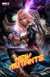 Pre-Order: NEW MUTANTS #1 Derrick Chew EXCLUSIVE! ***Available in TRADE DRESS and VIRGIN SET*** - Mutant Beaver Comics