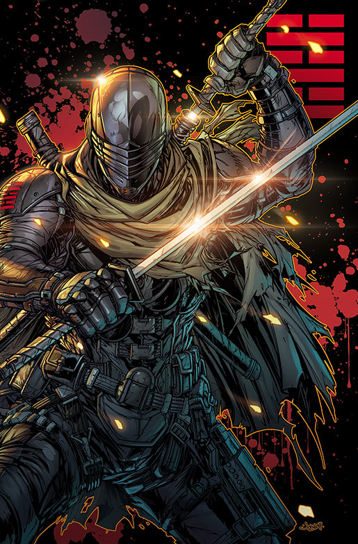 Pre-Order: SNAKE EYES DeadGame #1 Jonboy Meyers Exclusive! ***Available in SIGNED TRADE DRESS & VIRGIN SET!*** - Mutant Beaver Comics