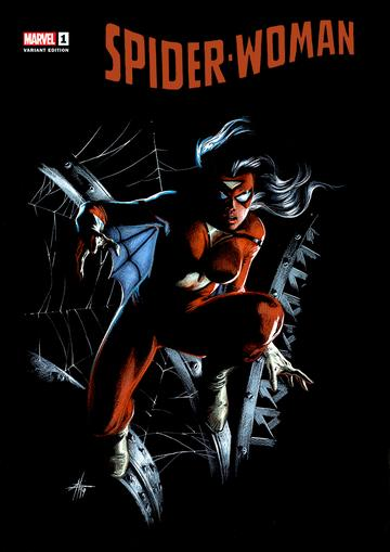 SPIDER-WOMAN #1 Dell 'Otto EXCLUSIVE! ***Available in TRADE DRESS & VIRGIN SETS*** - Mutant Beaver Comics