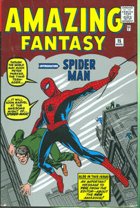 AMAZING SPIDER-MAN OMNIBUS HARDCOVER VOL 01 (1088 pages!)  BRAND NEW***IN STOCK!*** - Mutant Beaver Comics