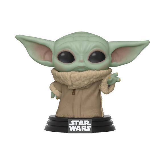 Pre-Order: POP SW MANDALORIAN THE CHILD VINYL FIG (05/27/20)