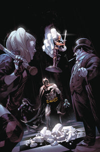 Pre-Order: BATMAN #92 (1st Cover App of PUNCHLINE) ***Available in COVER A, ARTGERM Variant & SPEC PACKS!***