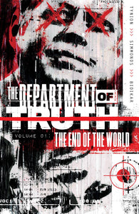 Pre-Order: DEPARTMENT OF TRUTH Trade Paperback VOL 01 (MR) ***Collects DoT #1-5*** 03/31/21