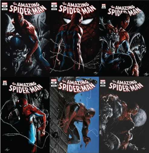 AMAZING SPIDER-MAN Dell 'Otto COMPLETE SET (#45-#50) ***Very Limited Quantity!***