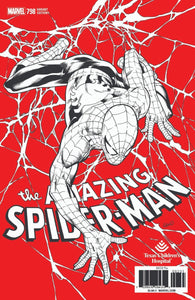 AMAZING SPIDER-MAN #798 Charity Greg Land EXCLUSIVE! (1st Red Goblin!) - Mutant Beaver Comics