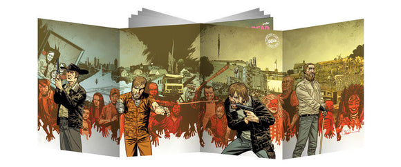 THE WALKING DEAD #181 SDCC 2108 Gatefold Exclusive!