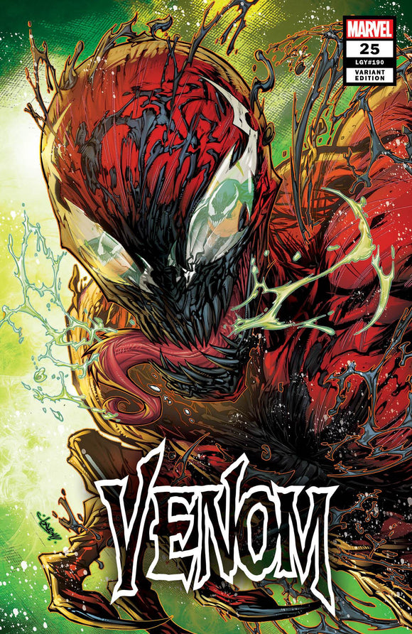 Pre-Order: VENOM #25 Jonboy Meyers EXCLUSIVE! ***Available in TRADE DRESS & VIRGIN SET!*** - Mutant Beaver Comics