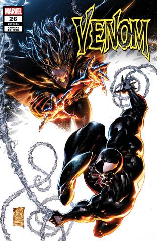 Pre-Order: VENOM #26 Philip Tan Exclusive! ***Available in TRADE DRESS & HOMAGE SET!*** - Mutant Beaver Comics