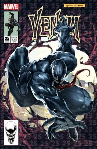 Pre-Order: VENOM #25 SKAN SRISUWAN ASM 300 Homage Exclusive! - Mutant Beaver Comics