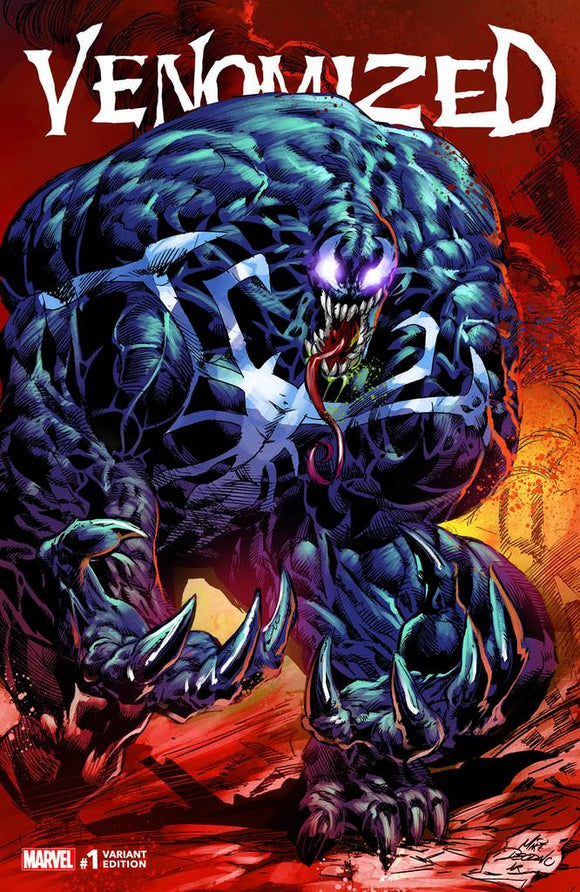 VENOMIZED #1 (OF 5) MIKE DEODATO EXCLUSIVE!! Release Date 4/4/18