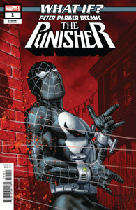 Pre-Order: WHAT IF? PETER PARKER BECAME THE PUNISHER #1 Joe Jusko Exclusive! ***ONLY 600 Copies Made!!*** 10/17/18