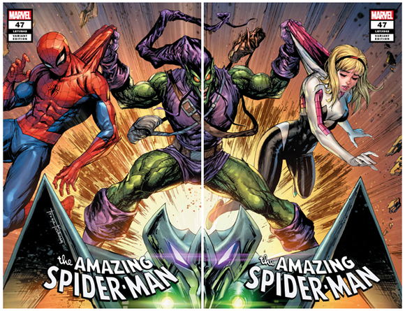 Pre-Order: AMAZING SPIDER-MAN #47 TYLER KIRKHAM CONNECTING EXCLUSIVE! 09/15/20