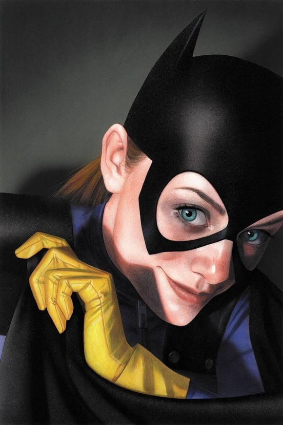BATGIRL #25 Cover B Middleton Variant! ***SAVE 25% OFF Cover Price!!***