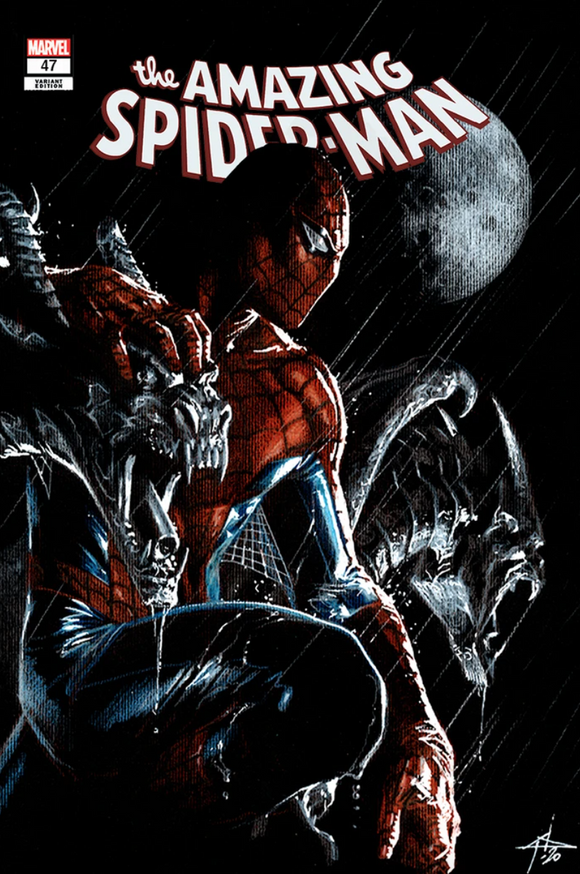 Pre-Order: AMAZING SPIDER-MAN #47 Dell 'Otto Exclusive! - Mutant Beaver Comics
