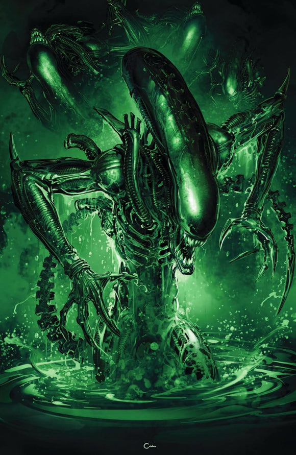 ALIEN #1 Crain NIGHT VISION Virgin Exclusive!