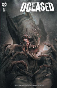 Pre-Order: DCEASED #2 JOHN GIANG EXCLUSIVE TRADE DRESS ***Ltd to 1500*** 6/12/19