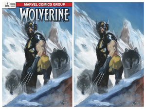RETURN OF WOLVERINE #1 Gabriele Dell 'Otto SET (Trade + Virgin) ***ONLY 500 Sets!*** - Mutant Beaver Comics