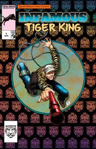 INFAMOUS: TIGER KING #1 Homage Exclusive - Mutant Beaver Comics