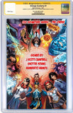 Pre-Order: STRANGE ACADEMY #1 J SCOTT CAMPBELL VIRGIN EXCLUSIVE ***Available in VIRGIN, CGC 9,8 and CGC SS***