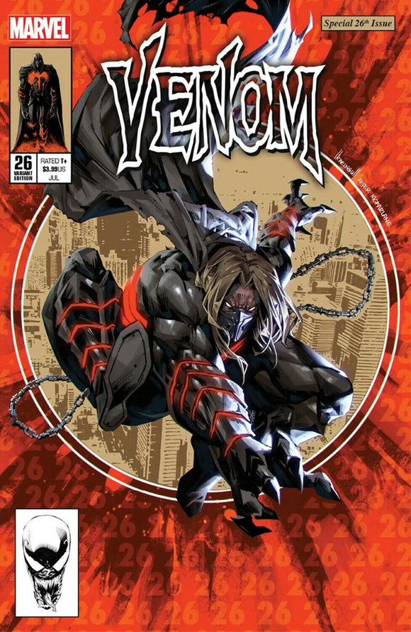 Pre-Order: VENOM #26 Kael Ngu TRADE DRESS Exclusive (ASM 300 HOMAGE) ***Very Limited Quantities Available!*** - Mutant Beaver Comics