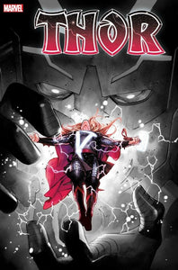 THOR #2 Third Printing! (Cameo of BLACK WINTER & 1st Strange Academy Preview) ***RED HOT!*** - Mutant Beaver Comics