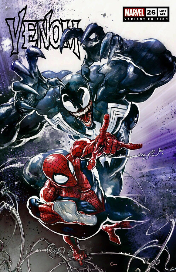 Pre-Order: VENOM #26 Clayton Crain Exclusive! ***Available in TRADE DRESS, VIRGIN and SETS*** (07/22/20) - Mutant Beaver Comics
