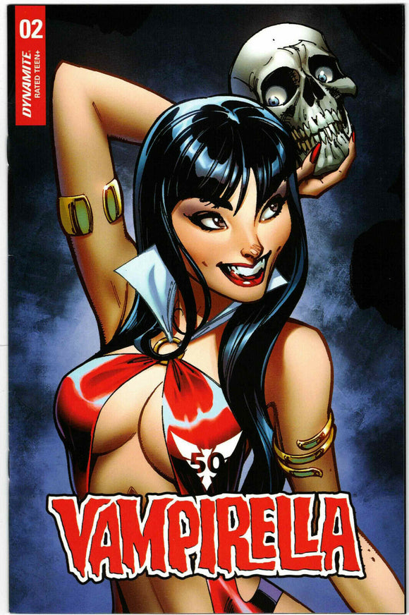 VAMPIRELLA #2 1:15 J SCOTT CAMPBELL SNEAK PEEK Ratio Variant - Mutant Beaver Comics
