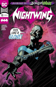 NIGHTWING #70 (1st Print) Cover A - JOKER WAR Tie In! - Mutant Beaver Comics