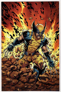 RETURN OF WOLVERINE #1 McNiven CURRENT COSTUME VIRGIN 1:100 Ratio Variant! - Mutant Beaver Comics