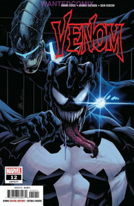 VENOM #12 Cover A - Mutant Beaver Comics