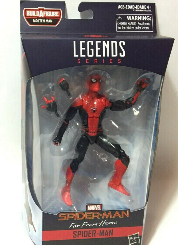 MARVEL LEGENDS Spider-Man Far From Home UPGRADED SUIT 6