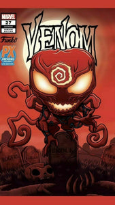 VENOM #27 Funko Pop Exclusive Comic! - Mutant Beaver Comics