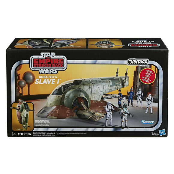The Vintage Collection Boba Fett's Slave I (Only 2 Left) - Mutant Beaver Comics