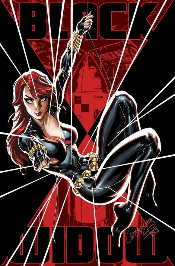 BLACK WIDOW #3 JSC NYCC 2020 Exclusive! (Ltd to 4000 w/ Numbered COA!) - Mutant Beaver Comics