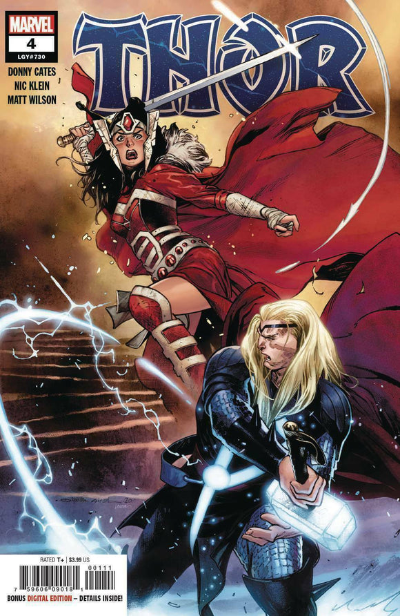 THOR #4 First Print - 1st Cameo App of Black Winter!! ***IN STOCK NOW!*** - Mutant Beaver Comics