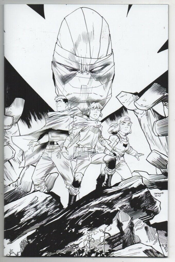 WYND #1 One Per Store Sketch Variant! ***ONLY 1 AVAILABLE!*** - Mutant Beaver Comics