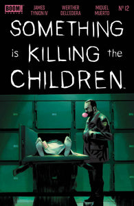 Something IS Killing The Children # 12 Cover A - Mutant Beaver Comics