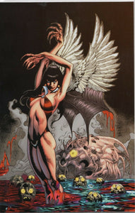 VAMPIRELLA #11 Vol 5 FOC Virgin Art Variant - Mutant Beaver Comics